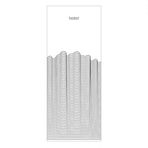 popoq Ripple Clear Towel