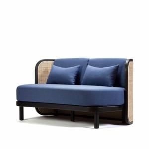 RESORTIR-HAERA 2P SOFA-fabric C