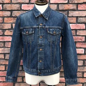 Euro Levi's Denim Jacket 70590 0417 Large