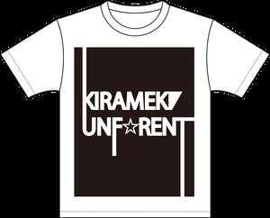 煌めき☆アンフォレント1stワンマンTシャツ