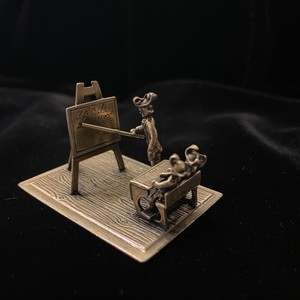 Silver Miniature #09 -The Class Room-