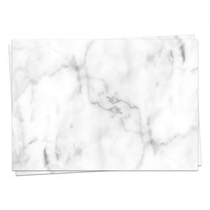 A3背景紙「白い大理石 #003」