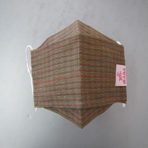 桜流鏑馬ファッションマスク(折り返し立体タイプ)[034]