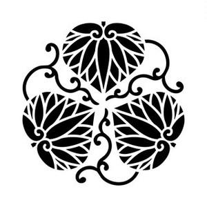 変わり三つ蔓葵 高解像度画像セット