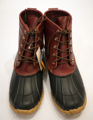 SLUSHER 5EYELET B200 DARKBROWN