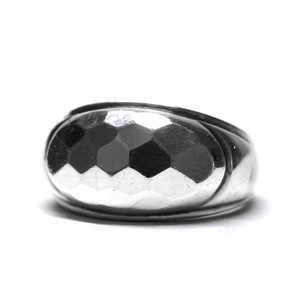 Vintage Mexican Hammered Ring
