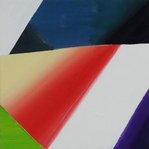 磯部 由香子「四角の中の三角」