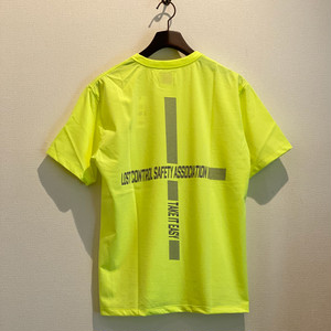 SAFTY TEE (NEON YELLOW) / LOST CONTROL