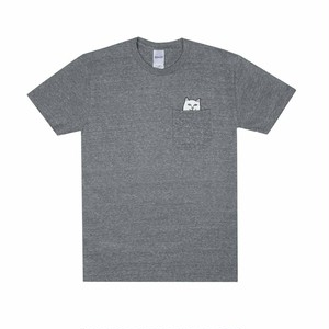 RIPNDIP - Lord Nermal Pocket Tee (Grey)
