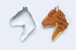 COOKIE CUTTER(Horse Head)
