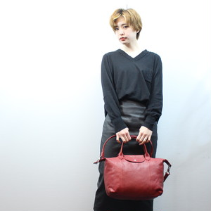 2000000028200 CHANEL CAMELIA POCKET CASHMERE KNIT MADE IN ITALY/シャネルカメリアポケットカシミヤニット