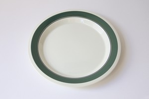 vintage ARABIA KIRSIKKA plate 24.5cm   /  ヴィンテージ アラビア キルシッカ プレート 24.5cm