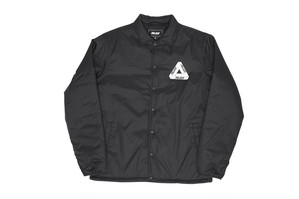 PALACE skateboards THINSULATE COACH BLACK/WHITE