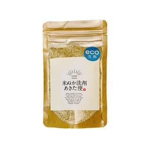 米ぬか洗剤 あきた便 50g 【釣りの携帯に便利なサイズ】◆DM便対応◆