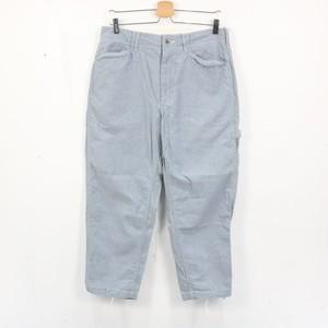 Engineered Garments / エンジニアドガーメンツ   PAINTER PANT/Solid - 8oz Denim デニムペインターパンツ   XS   ライトインディゴ   メンズ