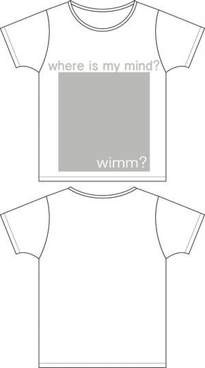 wimm?Tシャツ