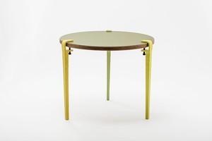 +Lino Table / Circle