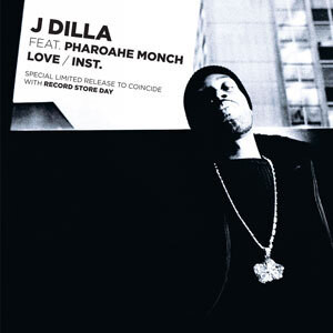 "【残りわずか/7""】J Dilla feat. Pharoahe Monch - Love"