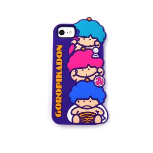 SANRIO / SIRICONE iPhone CASE / YY-SR003 GPD2