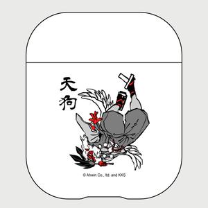 あやかし図録:天狗 オリジナルAirPodsケース