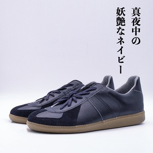 GERMAN TRAINER 1183<MID NIGHT NAVY>