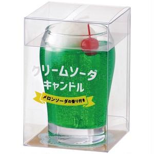 おそなえキャンドル☆クリームソーダ☆