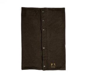 SV Wool Neck Wrap [Roast Brown]