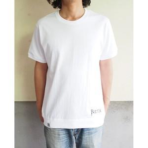 BETA series Tee 18-01 White