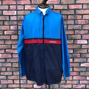 1980s adidas Packable Nylon Jacket GB40