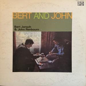 【LP】BERT JANSCH AND JOHN RENBOURN/Bert & John