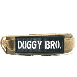 DOGGY BRO.(ドギーブロ) ミリタリーカラー/ベージュ(M〜XL)