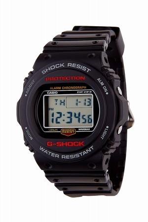"CASIO DW-5750E-1D ""スティングモデル"" G-SHOCK"