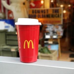 U.S McDonald's マクドナルド タンブラー