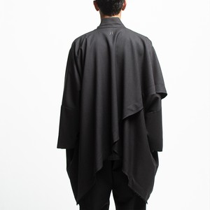 Nour Hage - Abaya 04 -AW20 032 - Charcoal - One size