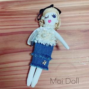 大人ドールチャーム・MOI Doll【再販可】