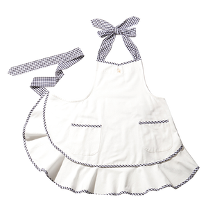 APRON white / エプロン(ホワイト)