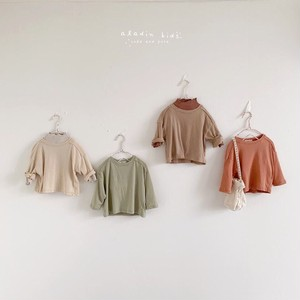 【予約販売】soft T-shirt〈aladin kids〉