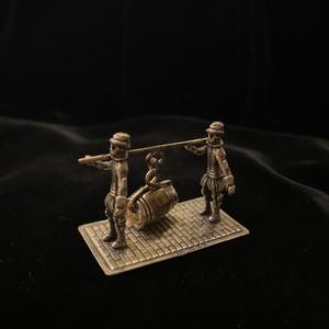 Silver Miniature #06 -The Barrel-