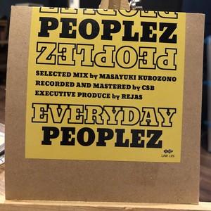 PEOPLEZ / SELECTED MIX by MASAYUKI KUBOZONO