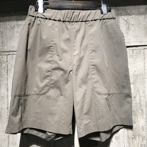 【08sircus】 Bio stretch typewriter easy shorts