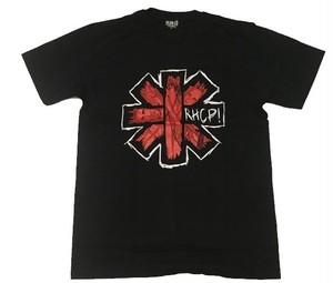 【Tシャツ】 【サイズL】レッド・ホット・チリペッパーズ デザインB