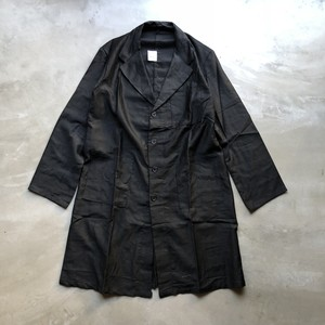 Deadstock / Italy Military Black Work Coat