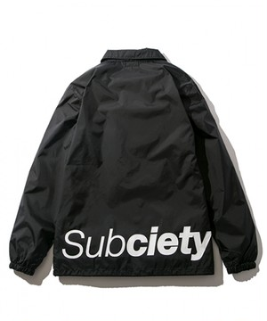 subciety  COACH JACKET-THE BASE- (105-60017 / 10521)