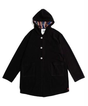 "VIRGOwearworks / ヴァルゴウエアワークス | "" NOMAD CORDY "" CoatCardigan - Black"