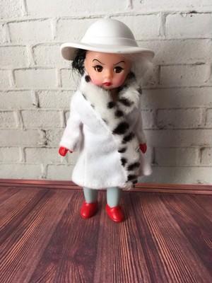 101匹わんちゃん Wendy as Cruella De Vil   2004年製 マクドナルド×マダムアレキサンダードール