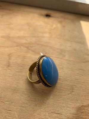 ヘルシンキ トルコブルー指輪