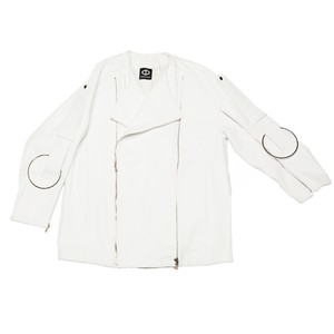 Riders Jacket (White)