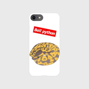 ボールパイソン iPhone6/6s/7/8ケース
