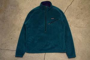 USED 00s patagonia R2 Simple pullover -Medium F0794