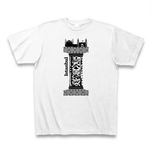 Tシャツ Istanbul:ホワイト